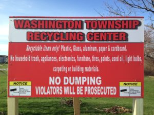 Recycling Drop-Off Centers