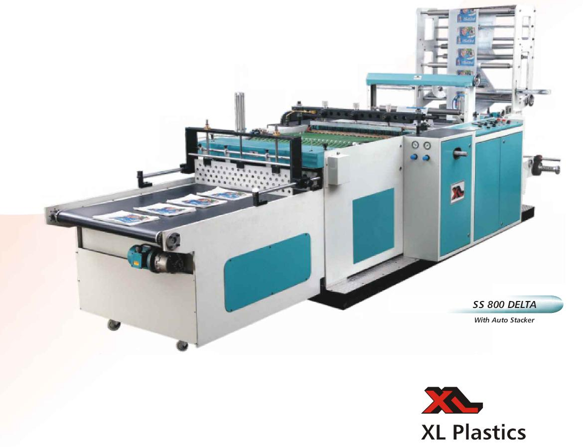 Plastic Bag Manufacturing Process