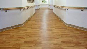 Hard Plastic Flooring