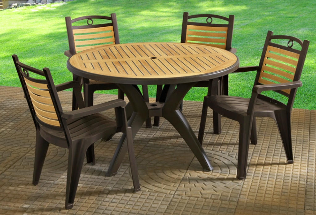 Recycled Plastic Patio Furniture A Popular Choice